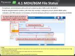 4 1 moh bgm file status