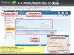 4 4 moh bgm file backup