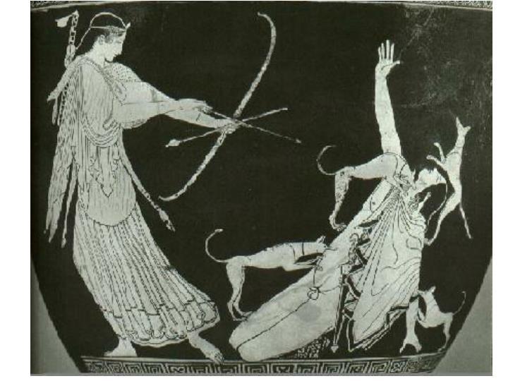 Grecia clásica. Pintor del Pan