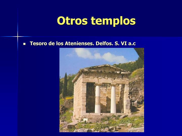 Otros templos