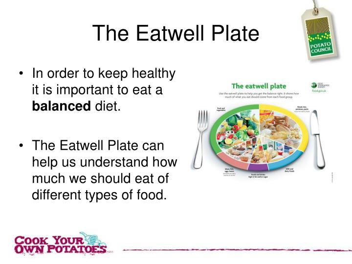 The eatwell plate1