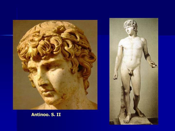 Antinoo. S. II