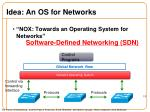 idea an os for networks2