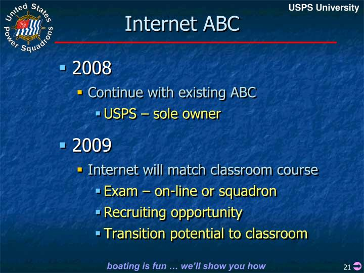 Internet ABC
