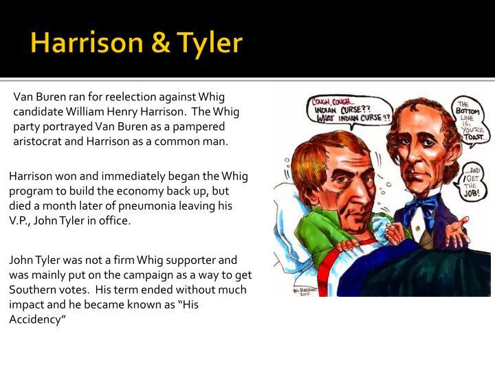Harrison & Tyler
