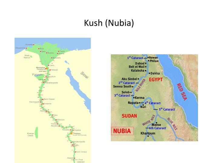 Kush nubia