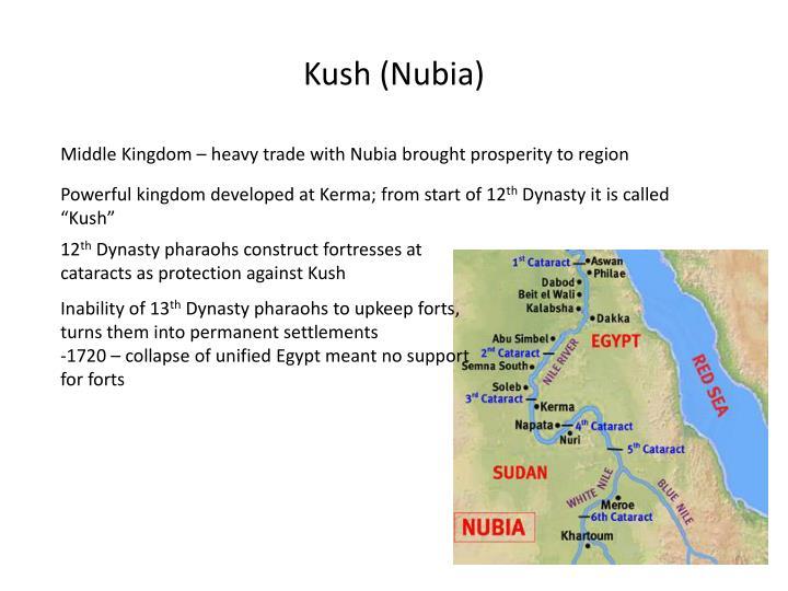 Kush nubia1