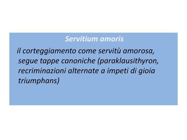 Servitium