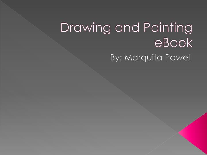 drawing and painting ebook n.