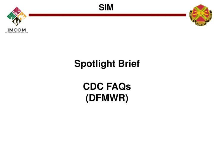 Spotlight Brief