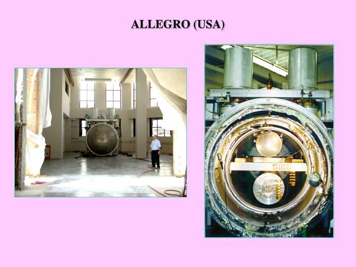 ALLEGRO (USA)