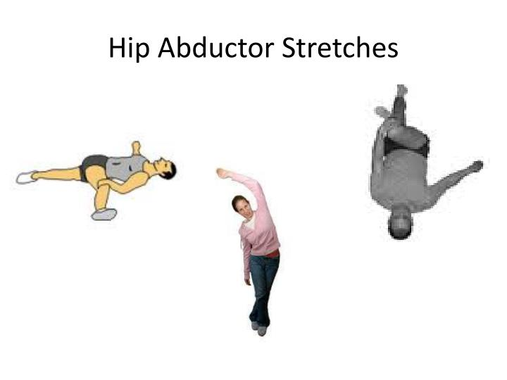 Hip Abductor Stretches