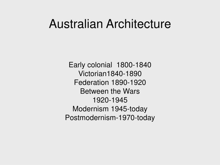 Ppt Early Colonial 1800 1840 Powerpoint Presentation Id 2887918