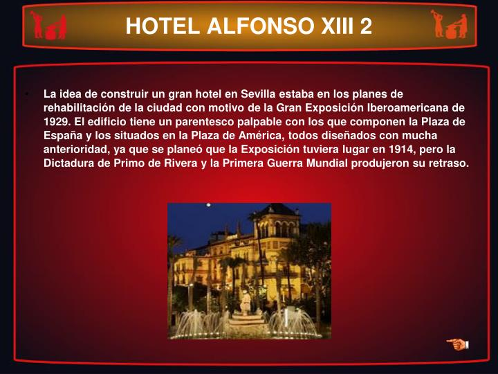 HOTEL ALFONSO XIII 2