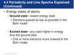 4 4 periodicity and line spectra explained continued
