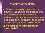 forgiveness of sin2