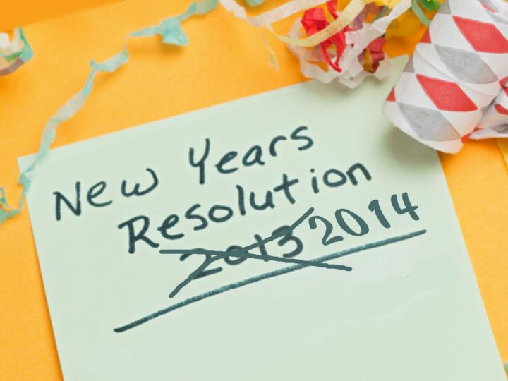 How to keep new year s resolutions