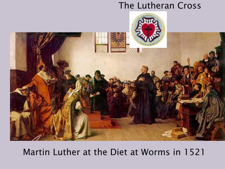 The Lutheran Cross