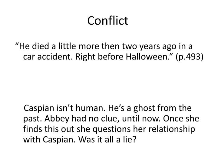 Conflict1
