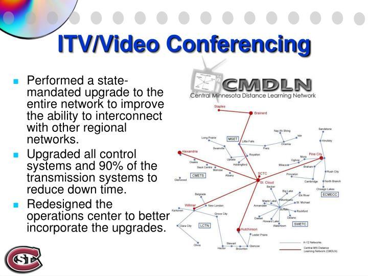 ITV/Video Conferencing