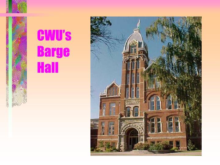 CWU's