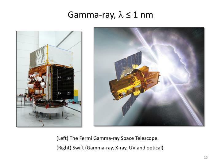 Gamma-ray,