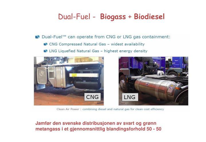 Dual-Fuel -