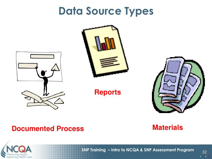 Data Source Types