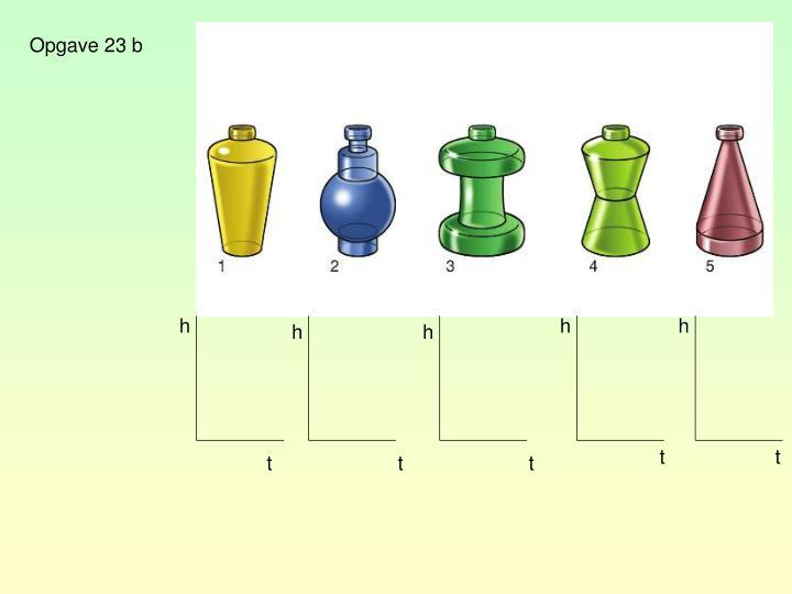 Opgave 23 b