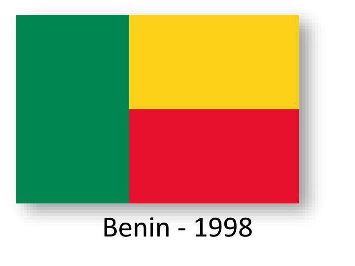 Benin - 1998