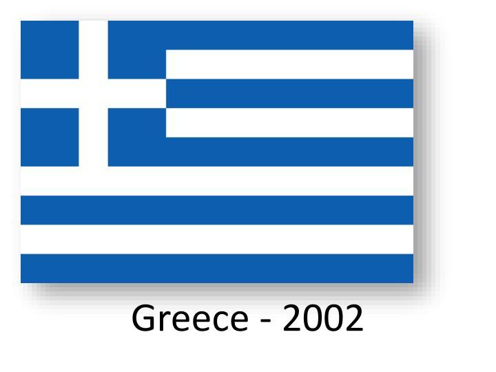 Greece - 2002