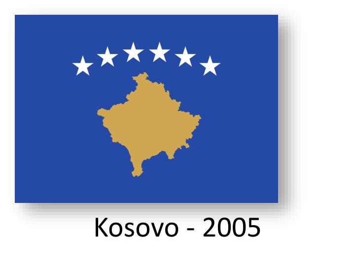 Kosovo - 2005