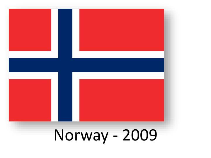 Norway - 2009