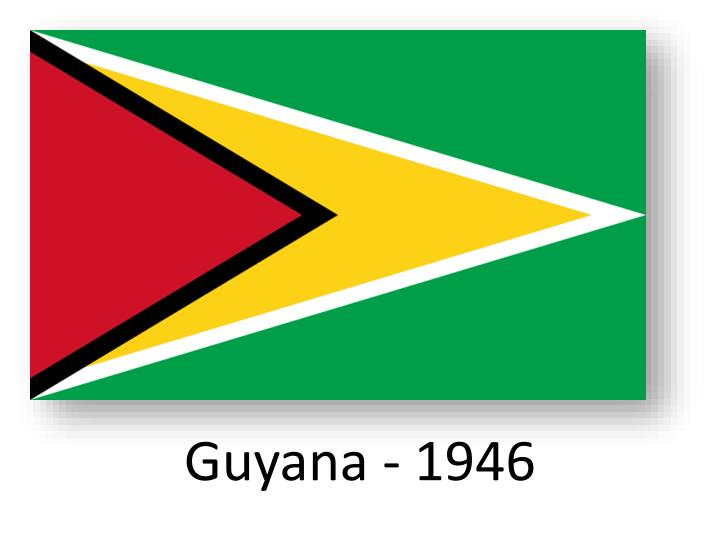 Guyana - 1946