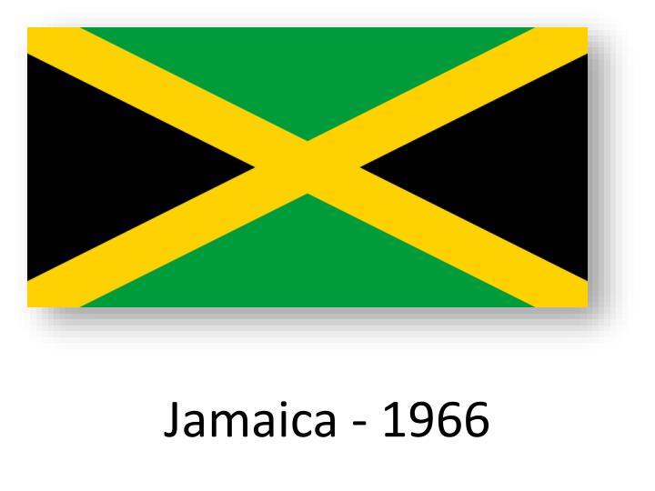 Jamaica - 1966