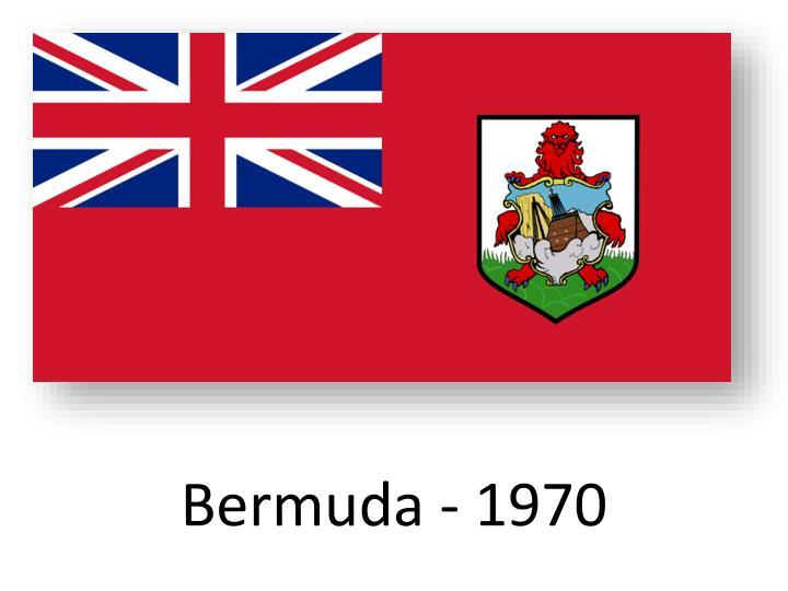 Bermuda - 1970
