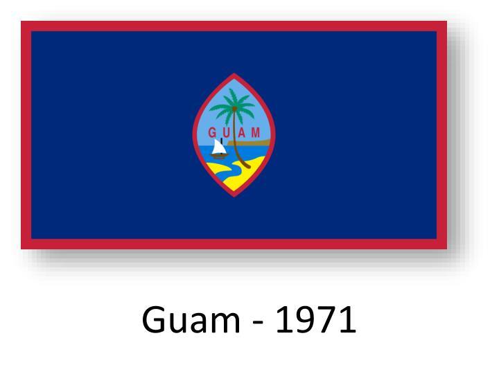 Guam - 1971