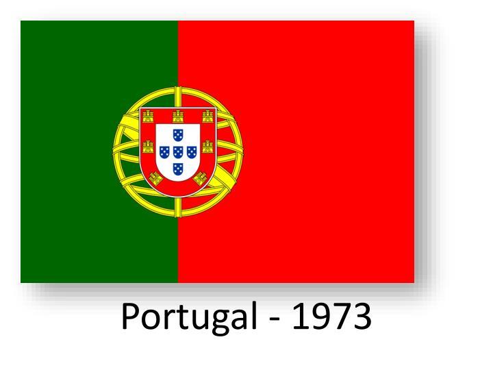 Portugal - 1973