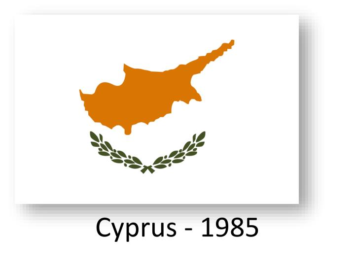 Cyprus - 1985