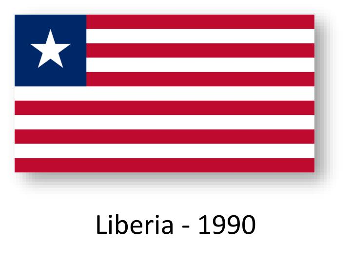 Liberia - 1990
