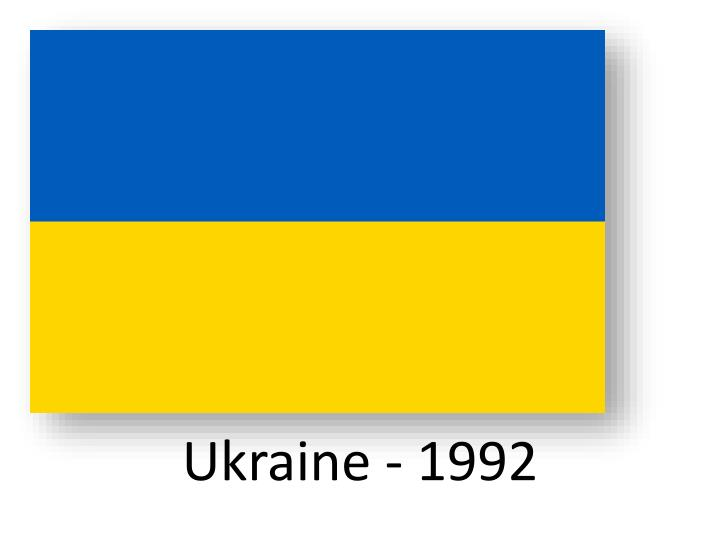 Ukraine - 1992