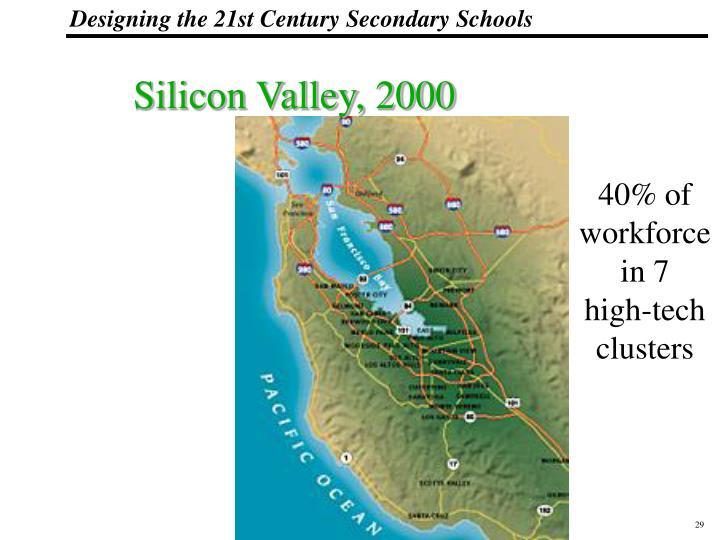Silicon Valley, 2000
