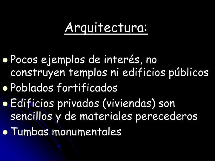 Arquitectura: