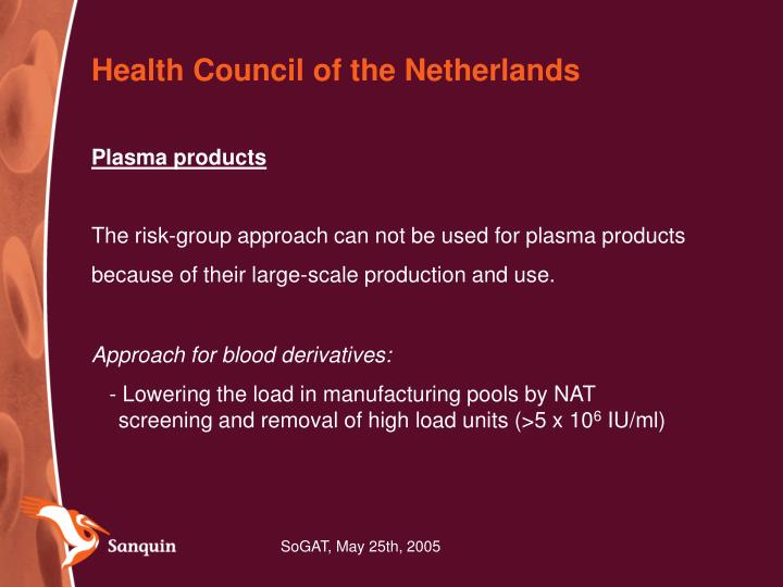 Health Council of the Netherlands