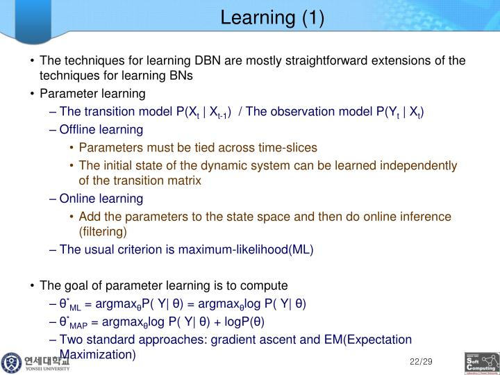 Learning (1)