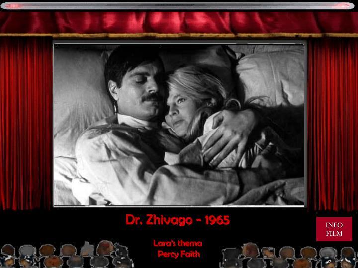 Dr. Zhivago - 1965