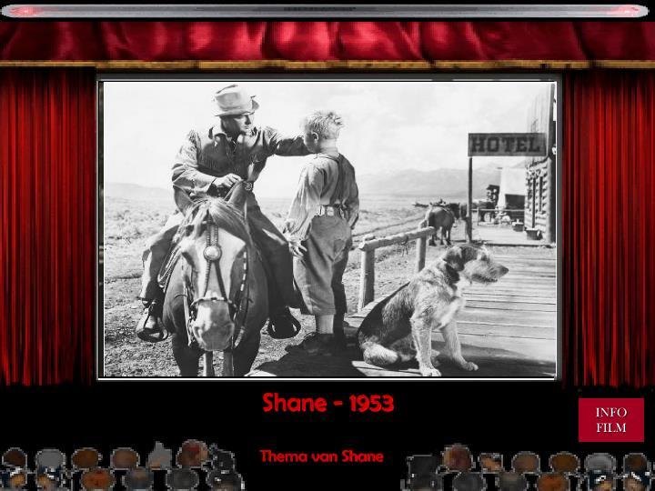 Shane - 1953