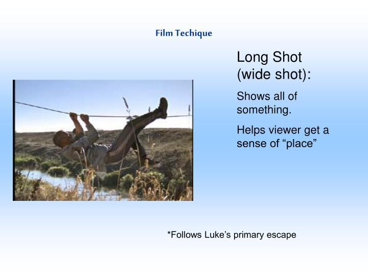 Film Techique