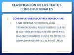 clasificaci n de los textos constitucionales1
