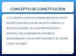 concepto de constituci n1